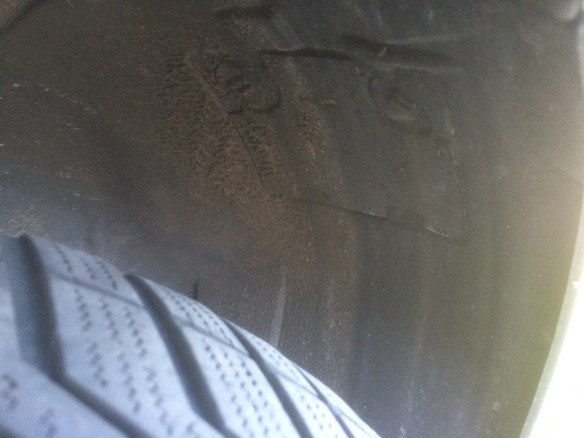Den lilla luckan i hjulhuset